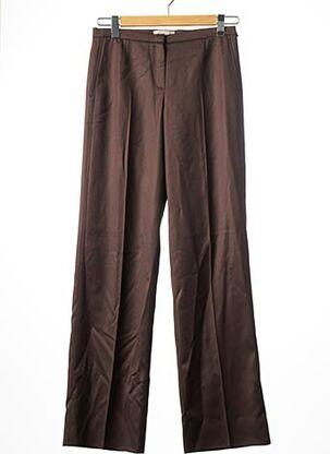 Pantalon chic marron NINA RICCI pour femme