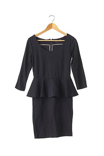 Robe mi-longue bleu ALICE+OLIVIA pour femme