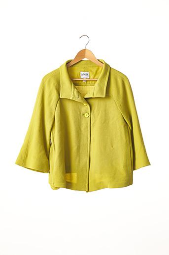 Veste chic / Blazer vert ARMANI pour femme