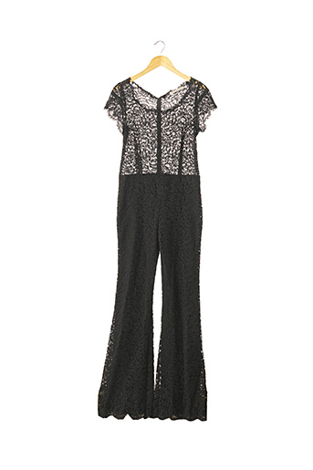Combi-pantalon noir BALENCIAGA pour femme
