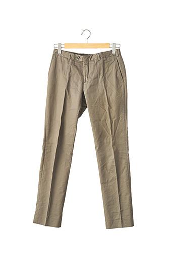 Pantalon casual vert LANVIN pour homme
