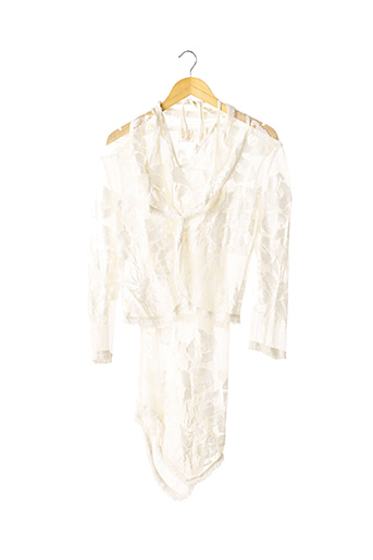 Veste/robe beige CHLOE pour femme