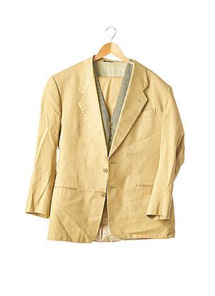 Costume de ville beige ARMANI pour homme