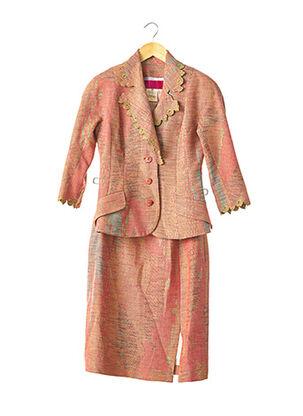 Veste/jupe rouge CHRISTIAN LACROIX pour femme