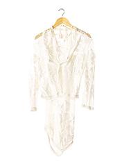 Veste/robe beige CHLOE pour femme seconde vue