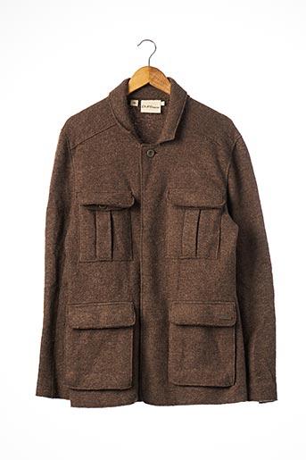 Veste casual marron DKNY pour femme
