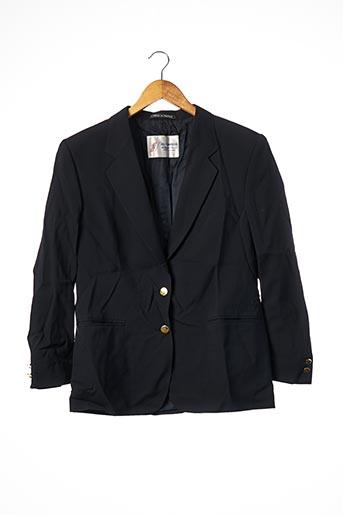 Veste chic / Blazer bleu AUSTINREED pour femme