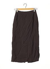 Jupe longue marron MAXMARA pour femme seconde vue