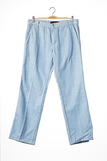 Jeans coupe droite bleu ZEGNA pour homme