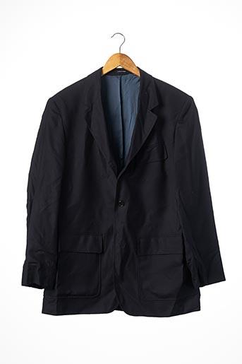 Veste casual bleu DANIEL HECHTER pour homme