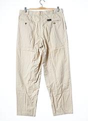 Pantalon casual beige DANIEL HECHTER pour femme seconde vue