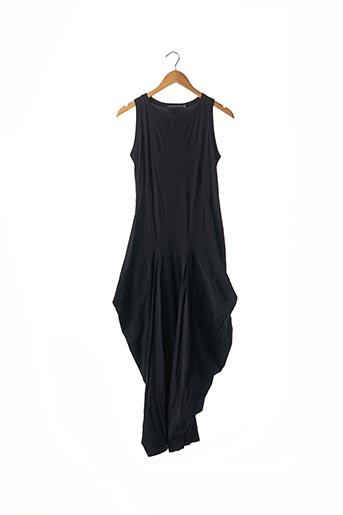 Robe longue noir MARITHE & FRANCOIS GIRBAUD pour femme