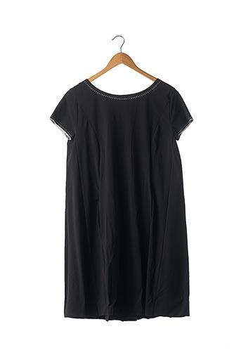 Robe mi-longue noir MARITHE & FRANCOIS GIRBAUD pour femme