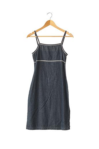 Robe mi-longue bleu CERRUTI 1881 pour femme