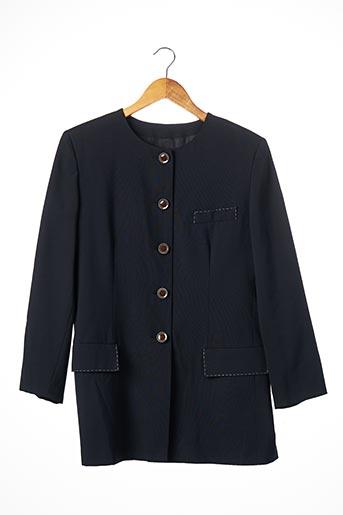 Veste chic / Blazer bleu PIERRE CARDIN pour femme