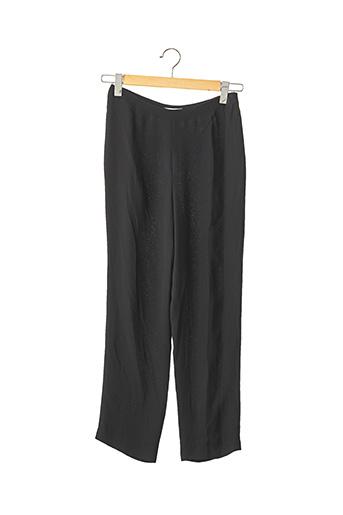 Pantalon 7/8 noir CHLOE pour femme