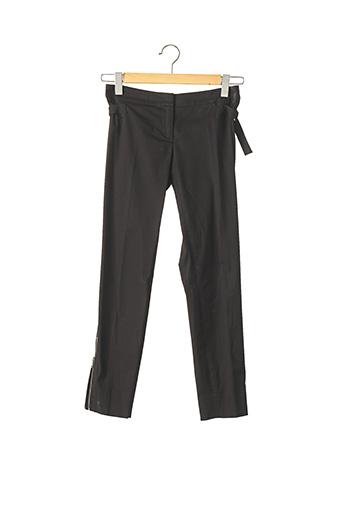Pantalon 7/8 noir EMILIO PUCCI pour femme