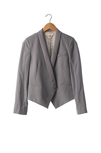 Veste chic / Blazer gris VANESSA BRUNO pour femme