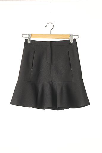 Jupe courte noir CLAUDIE PIERLOT pour femme