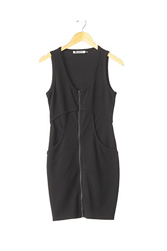 Robe courte noir ALEXANDER WANG pour femme