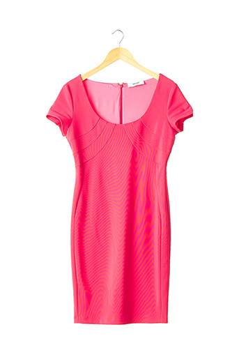 Robe mi-longue rose BLUGIRL BLUMARINE pour femme