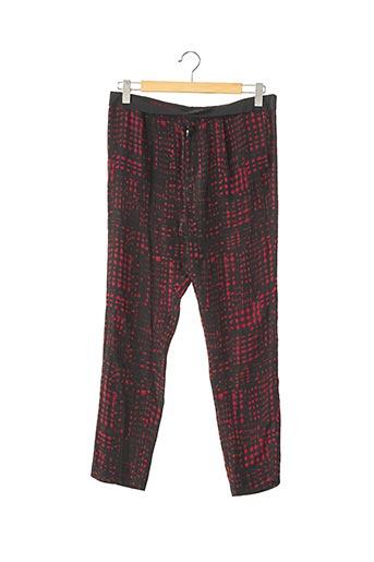 Pantalon chic rouge ISABEL MARANT pour femme