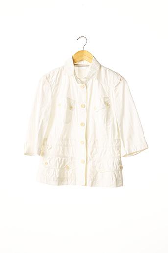 Veste casual beige CERRUTI 1881 pour femme