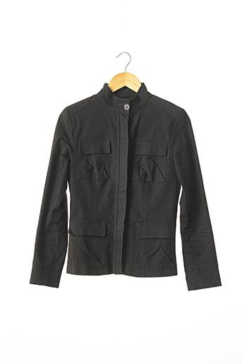 Veste casual noir BRUCE FIELD pour femme