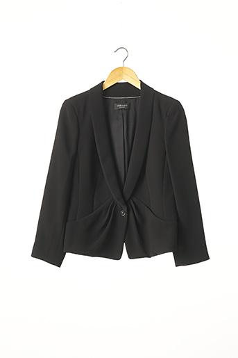 Veste chic / Blazer noir GEORGES RECH pour femme