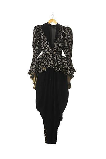 Veste/pantalon noir SANS MARQUE pour femme