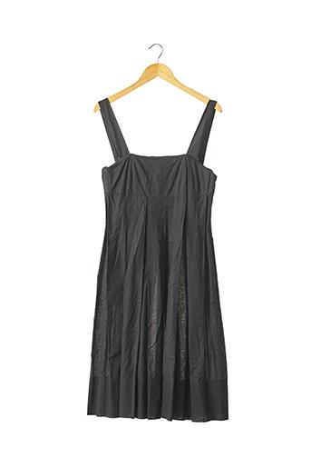 Robe mi-longue noir MARNI pour femme