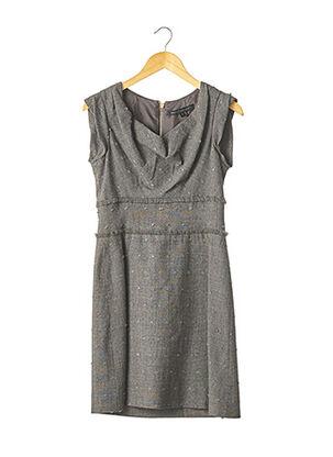 Robe mi-longue gris MARC JACOBS pour femme