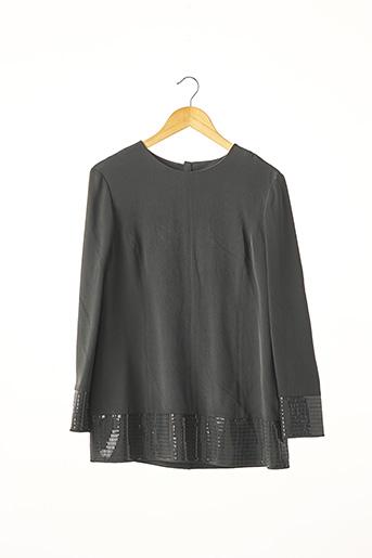 Tunique manches longues gris CERRUTI 1881 pour femme