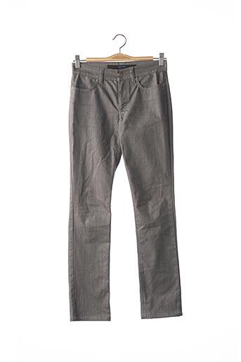 Jeans coupe slim gris ESCADA pour femme