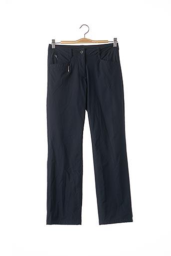 Pantalon casual bleu CHERVO SPORT pour femme