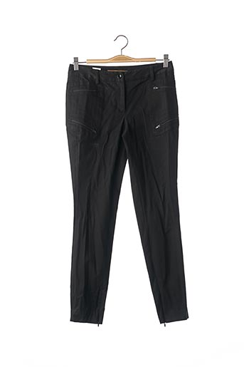 Pantalon casual noir GALLIANO pour femme