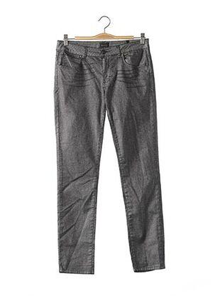 Pantalon casual noir BERENICE pour femme