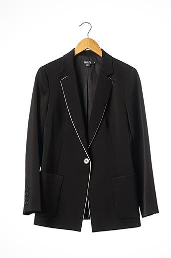 Veste chic / Blazer noir DKNY pour femme