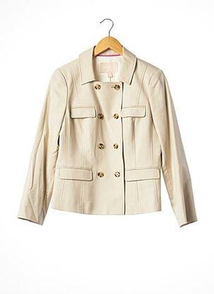 Veste chic / Blazer beige BANANA REPUBLIC pour femme