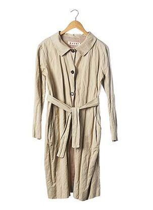 Veste casual beige MARNI pour femme