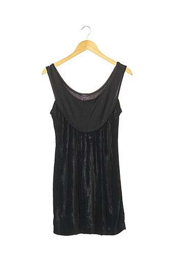 Robe courte noir JOSEPH pour femme