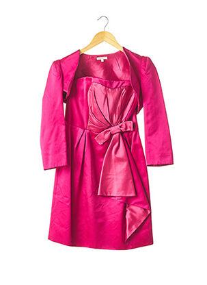 Veste/robe rose PAULE KA pour femme