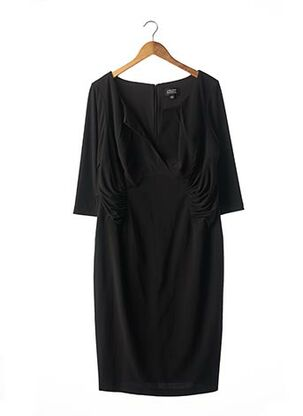 Robe courte noir ADRIANNA PAPELL pour femme