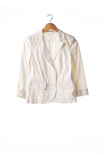 Veste chic / Blazer blanc MAXMARA pour femme