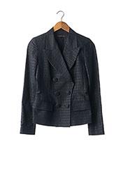 Veste chic / Blazer bleu BARBARA BUI pour femme seconde vue