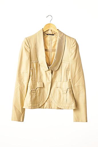 Veste chic / Blazer beige GUCCI pour femme