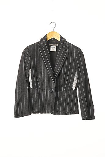 Veste chic / Blazer noir FERRE pour femme