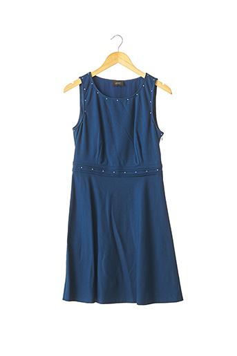 Robe mi-longue bleu LIU JO pour femme
