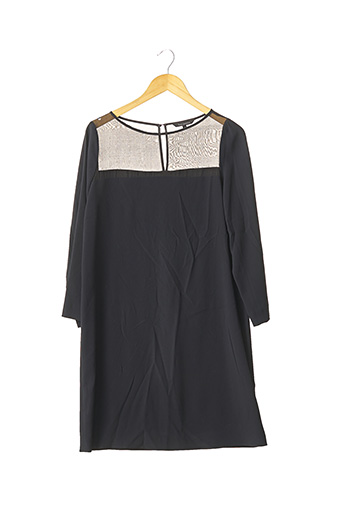 Robe mi-longue bleu TARA JARMON pour femme