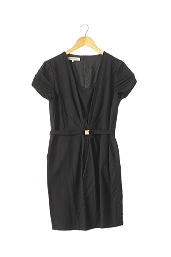 Robe mi-longue noir GERARD DAREL pour femme